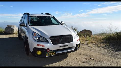 subaru outback modified modified subaru outback hill climb palomar mountain