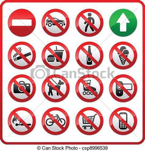 imagenes de simbolos graficos vetor eps de proibido jogo s 205 mbolos proibidas sinal