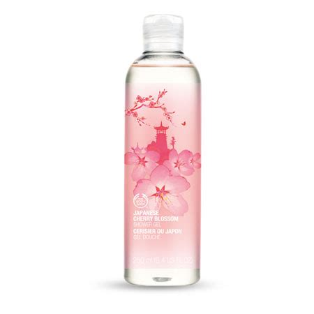 New Parfum The Bodyshop Reject Japanese Cherry Blossom 50ml Edt the shop japanese cherry blossom fragrance mist palette o platter