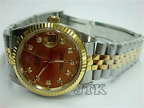 Jam Tangan Rolex Datejust 3 jam tangan rolex datejust stainless rp 295 000