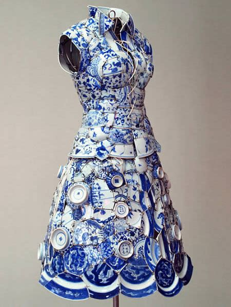 Porceline Dress 12 and creative dresses