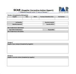 Ncr Form Template non conformance report form search engine at