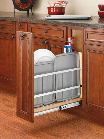 Kitchen Cabinet Divider Organizer Kitchen Storage Kitchen Cabinet Organizer On Tray Divider Foil Holder Pullout Organizer
