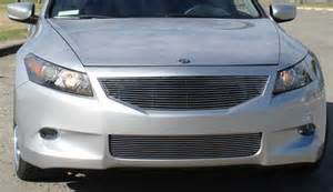 top quality billet grilles 2008 2009 2010 honda accord