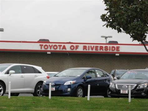 riverside toyota dealer toyota of riverside riverside ca 92504 4123 car