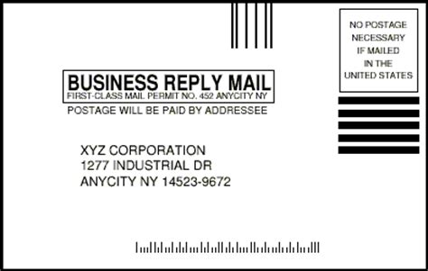 business reply cards | mailing services with melissa