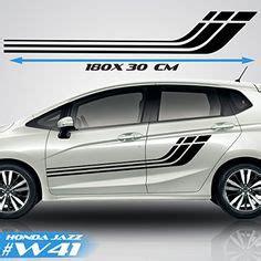Honda Jazz Stickerbomb by 2x Flying Furious 210cm Seitenaufkleber Autoaufkleber