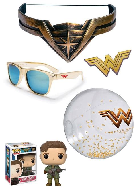 Wonder Woman Giveaway - geek giveaway wonder woman movie premiums geek culture