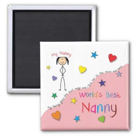 Nanny Gift - written in the gifts t shirts posters