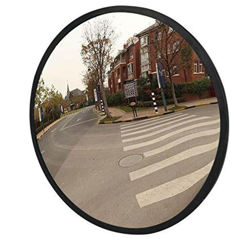 Motorrad Panoramaspiegel by Laoye Verkehrsspiegel 30cm Sicherheitsspiegel