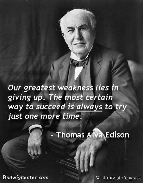 Thomas Alva Edison Famous Quotes. QuotesGram