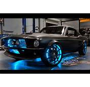 Ford Mustang 2013 Microsoft West Cost Customs 1967 Sync