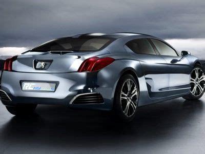 Auto Kologie by Peugeot Rc Hymotion4 Sportliche 214 Kologie Mit Leidenschaft