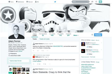 twitter different layout 5 tips to optimize your new twitter profile