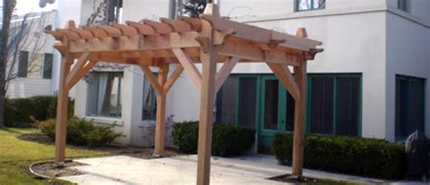 cost of building a pergola building a pergola types uses and costs signaturecontractors