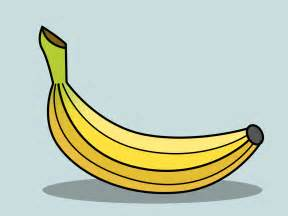 How To Draw Banana How To Draw A Banana 14 Steps With Pictures Wikihow