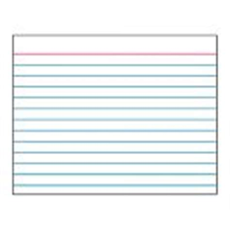 index cards template pages 10 printable index cards baby