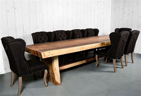 Timber Dining Tables Brisbane Wood Log Dining Table Brisbane