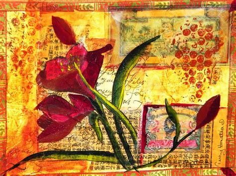 imagenes abstractas de flores im 225 genes arte pinturas pinturas de flores abstractas