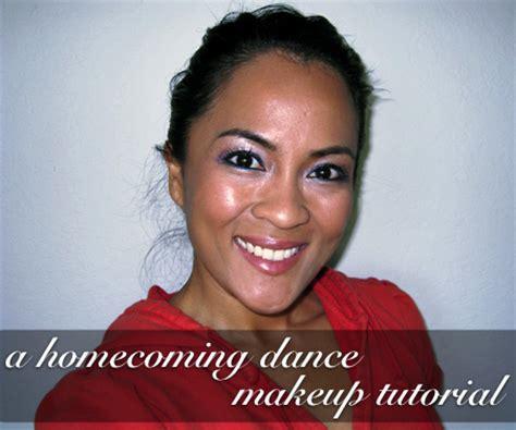 tutorial urban dance a homecoming dance makeup tutorial featuring urban decay