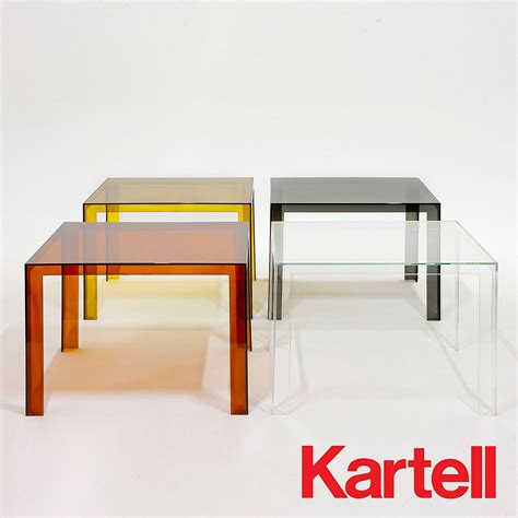 Kartell Table L Kartell Invisible Dining Table Vale Furnishers