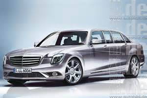 Mercedes C 600 Bilder Vorschau Mercedes 600 Pullman 2014 Bilder