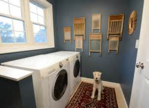 Diy Laundry Room Decor Diy Laundry Room Decor Using Wooden Shelves And Vintage Accessories Decolover Net