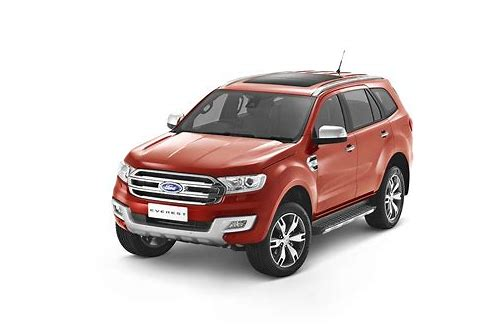 ford everest deals