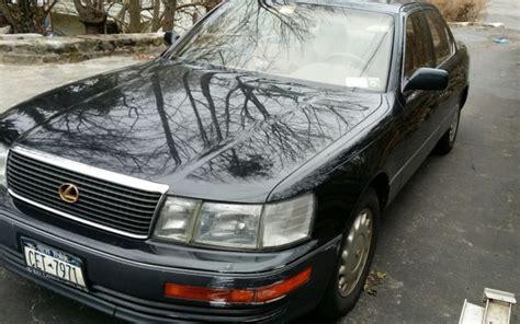 old lexus sedan no reserve ny ls 400 ls400 classic car for sale lexus ls