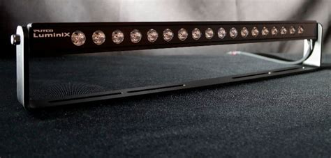 Custom Led Light Bars 20 Inch Single Row Led Light Bar With Mounting Bracket