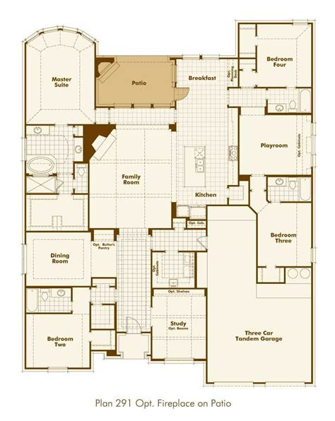 Highland Homes Floor Plans by Highland Homes Floor Plans