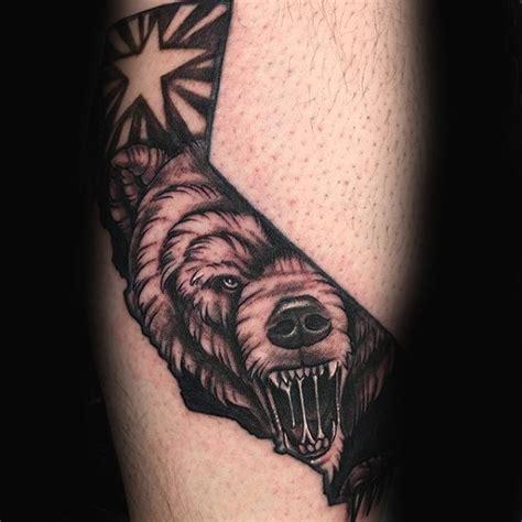 ca tattoos 100 california designs for pacific pride ink