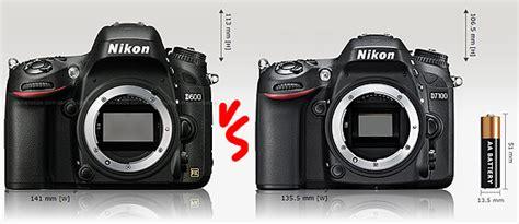Lensa Canon D600 perbandingan nikon d7100 vs nikon d600 d610