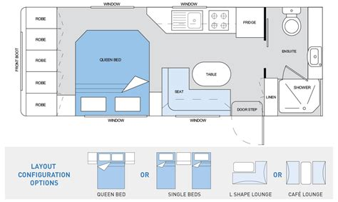 caravan floor plan layouts caravan floor plans caravans silver 2 bedroom caravans