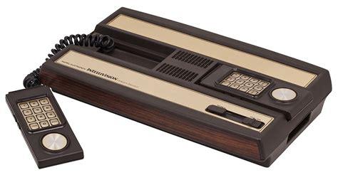 intellivision console intellivision
