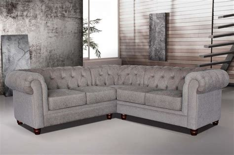Corner Chesterfield Sofas The 25 Best Chesterfield Corner Sofa Ideas On Velvet Chesterfield Sofa