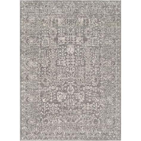 two gray rugs surya harput light grey 2 ft x 3 ft indoor area rug hap1029 23 the home depot