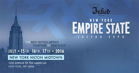 empire state tattoo expo levitt