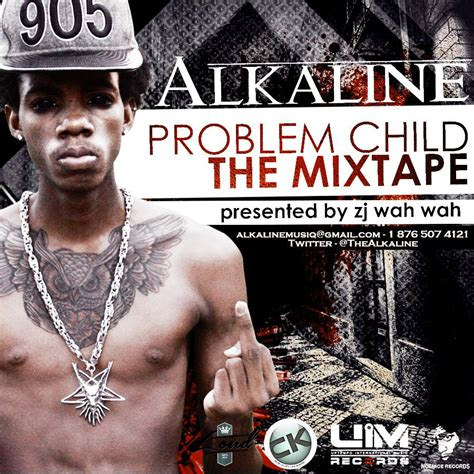 biography of alkaline artist problem child archives dancehallarena com
