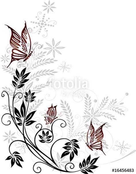 Vorlagen Florale Muster Quot Blumen Bl 228 Tter Laub Ornament Floral Muster Quot Stockfotos Und Lizenzfreie Vektoren Auf