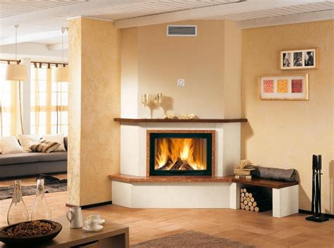 33 Modern And Traditional Corner Fireplace Ideas Remodel Corner Wood Burning Fireplace