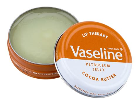 Vaseline Lip Therapy 20g Tin vaseline lip therapy cocoa butter tin 20g