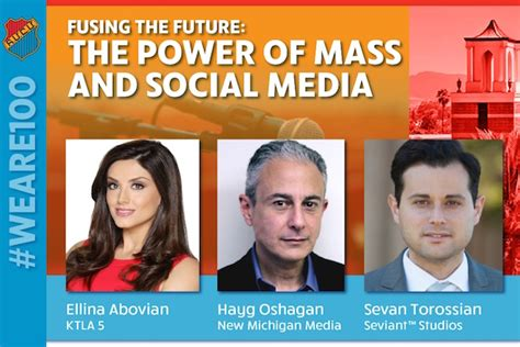 the future of social media 60 experts share their 2014 homenetmen media panel to feature esteemed expert speakers