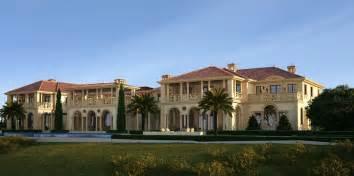Luxury Home Floorplans 55 000 square foot mega mansion being built in newport