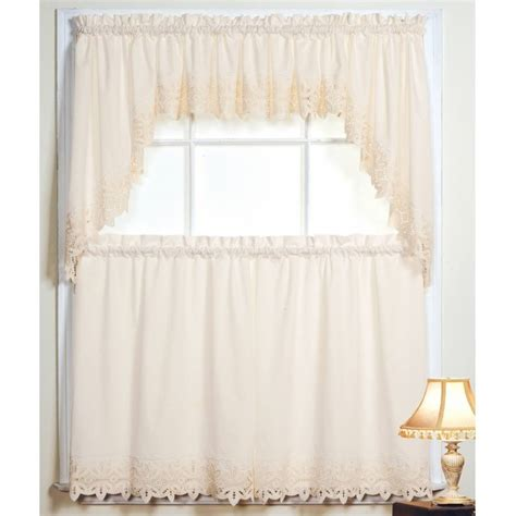 kitchen curtains home interior design