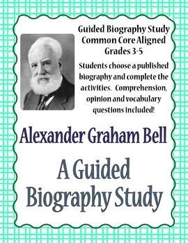 alexander graham bell biography worksheet 130 best my tpt items biography images on pinterest