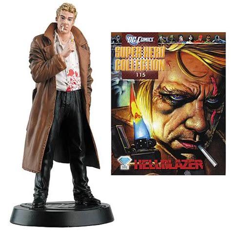 Black Adam Dc Comics Villains Figure Miniatur Diskon dc hellblazer collector magazine with figure