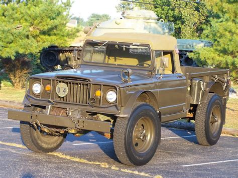 jeep m17 m715 kaiser jeep page