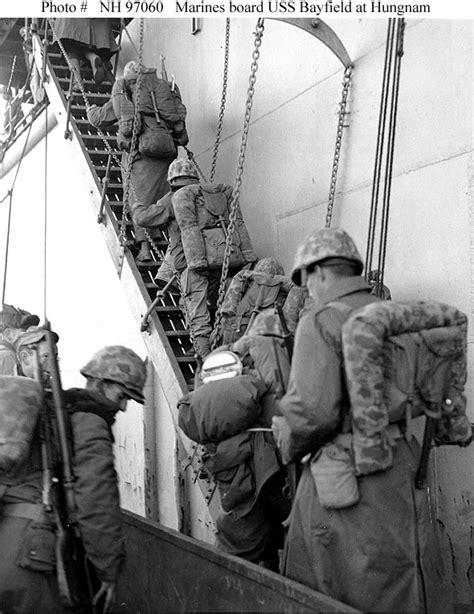 Korean War--The Hungnam Evacuation, 10-24 December 1950