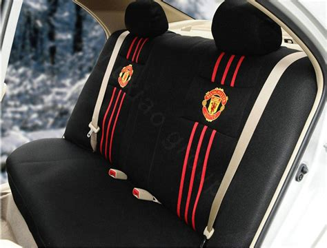 united airlines car seat buy wholesale oulilai manchester united universal automobile car seat cover sandwich 18pcs